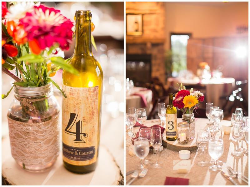 Wedding Reception Venues In Waldorf Md : Cournti matt winery at bull run wedding amanda