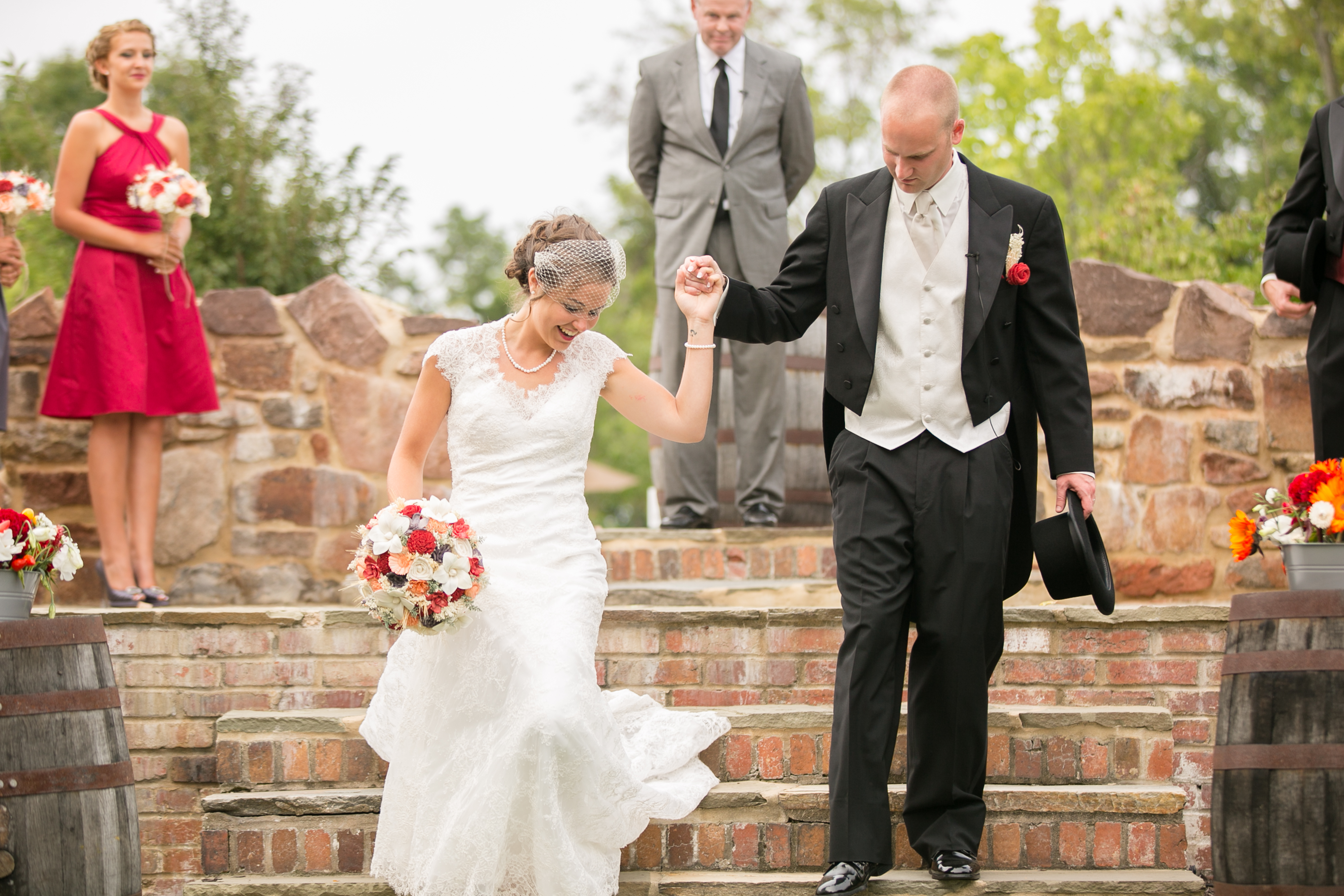 Wedding Reception Venues In Waldorf Md : Cournti matt winery at bull run wedding